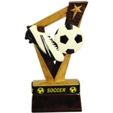 """6 1/2"""" Soccer Trophybands Resin"""